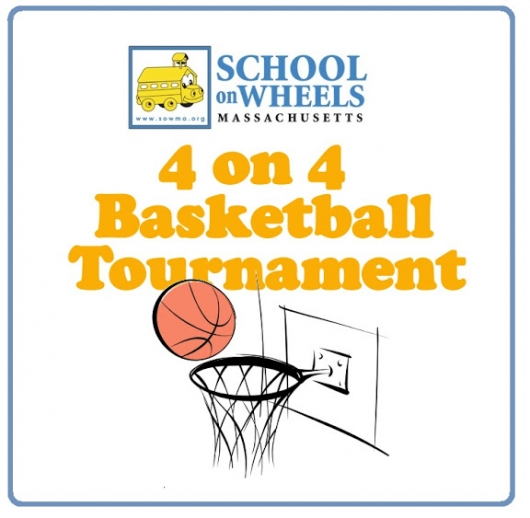 3rd Annual 4-on-4 Basketball Tournament