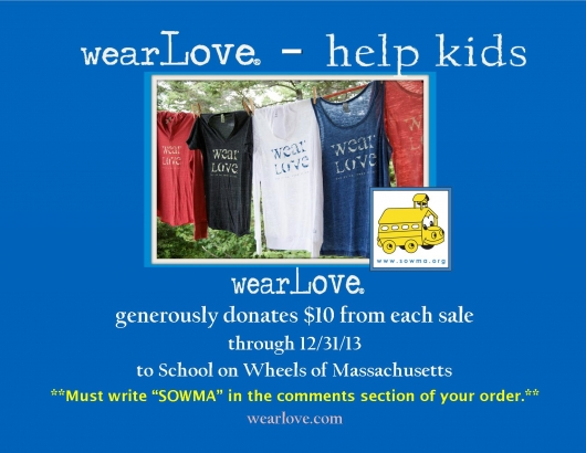 Wear Love - Help Kids