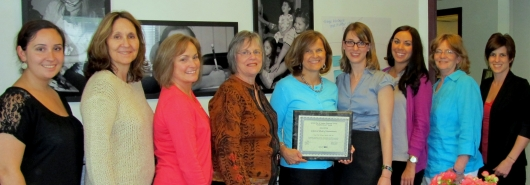 "School on Wheels Earns the United Way ""Common Good Award for Education"""