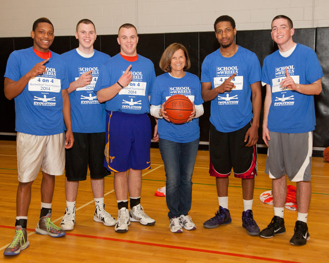 SOWMA 2014 Basketball Tournament Winners